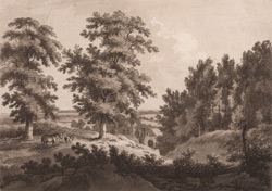 View in the Vicinity of Hampstead 13..E.6